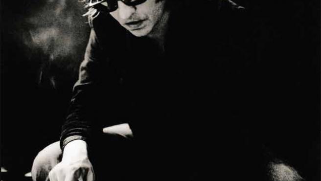 El cantante inglés Richard Hawley.