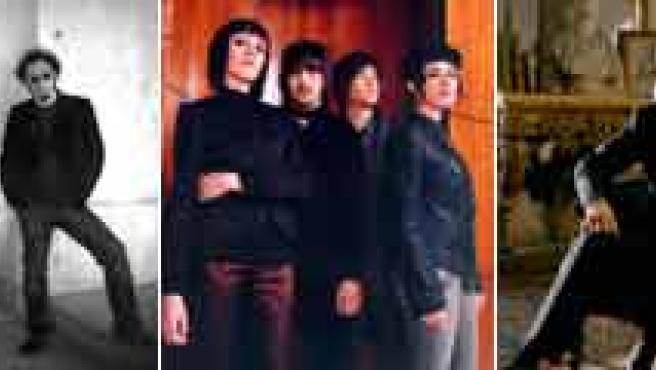 Fangoria, Los Planetas, Ladytron, The Divine Comedy y Deluxe participan este fin de semana en el Sonorama.