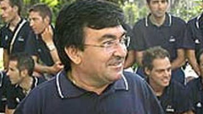 Vicente Belda, en su etapa como director del Comunitat Valenciana (EFE).