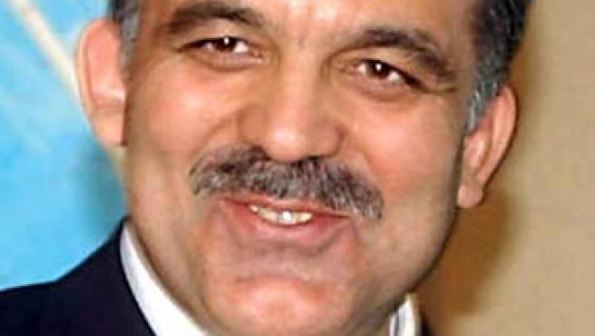 El candidato a la presidencia Abdullah Gül. (WIKIPEDIA)