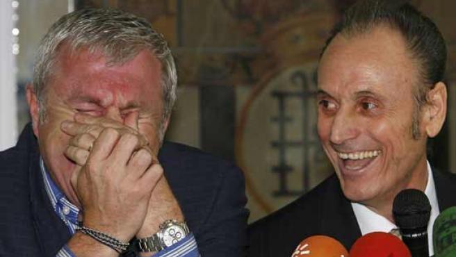Luis Fernández y Ruiz de Lopera, en una imagen de archivo.