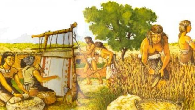 Nuestros antepasados de la prehistoria no dejan de sorprendernos.