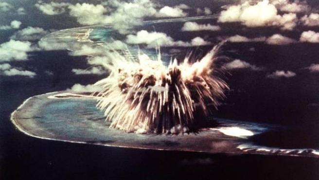 El fantasma de la guerra atómica, un arma estratégica.