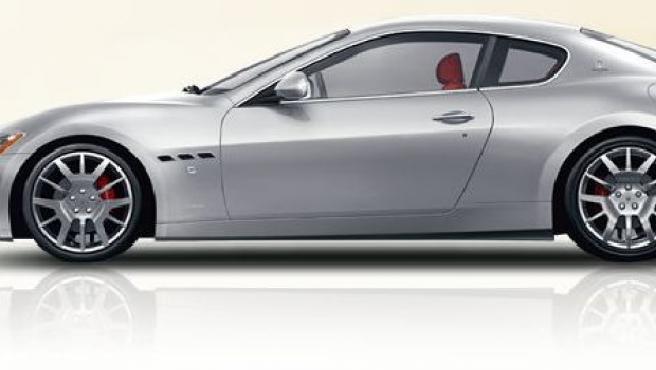 Uno de los últimos modelos de Maserati