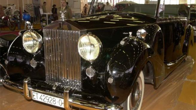Un Rolls Royce. Foto: archivo.