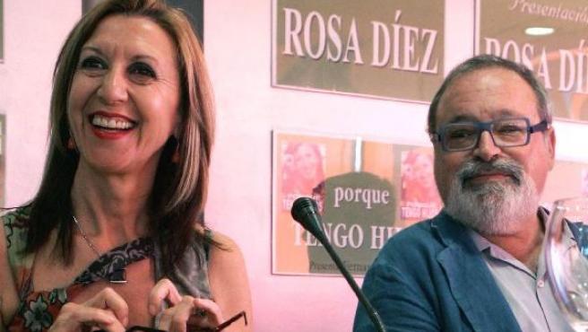 Rosa Díez y Fernando Savater (EFE)