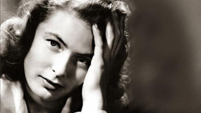 Ingrid Bergman, una de las diosas del Olimpo de Hollywood.