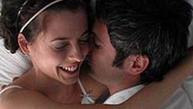 Leticia Dolera y Ernesto Alterio