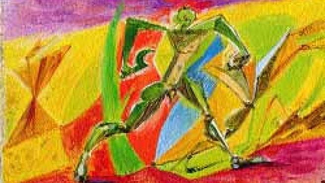 André Masson protagoniza una muestra en la que se exhibe una selección de pinturas.