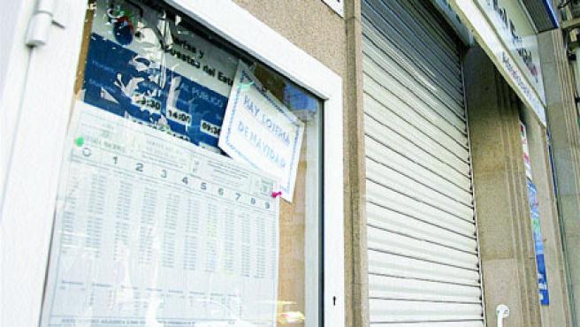 En las administraciones de Vigo ya se venden décimos para el sorteo más importante del año.