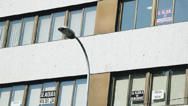 Los pisos en alquiler son cada vez más numerosos en Vigo (Laura González).