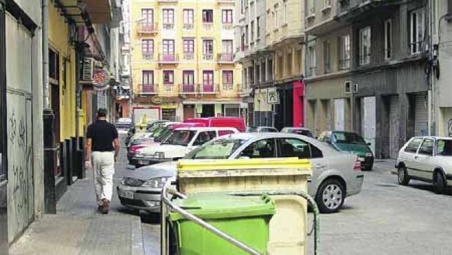 Los afters del centro son uno de los núcleos más importantes de venta de drogas en la ciudad.(M. Fuentes)