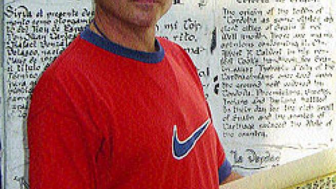 Rafael González.