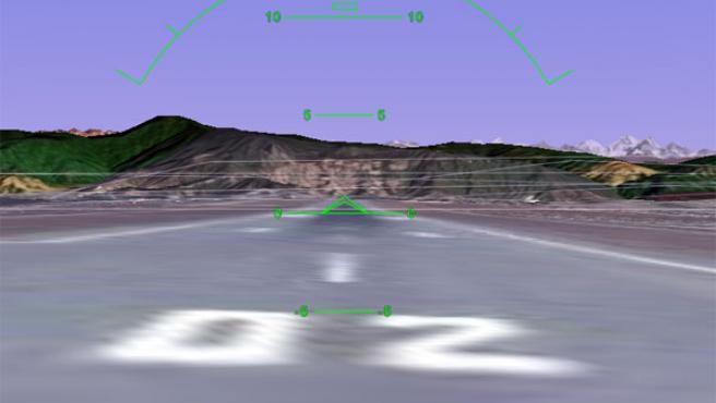 El programa de mapas 3D del buscador esconde un simulador de vuelo