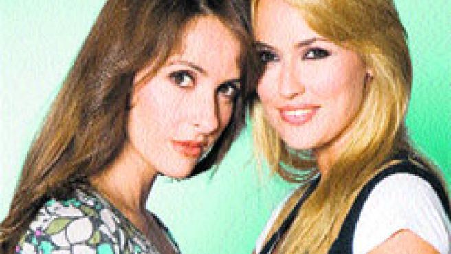 Patricia Vico y Carolina Cerezuela.