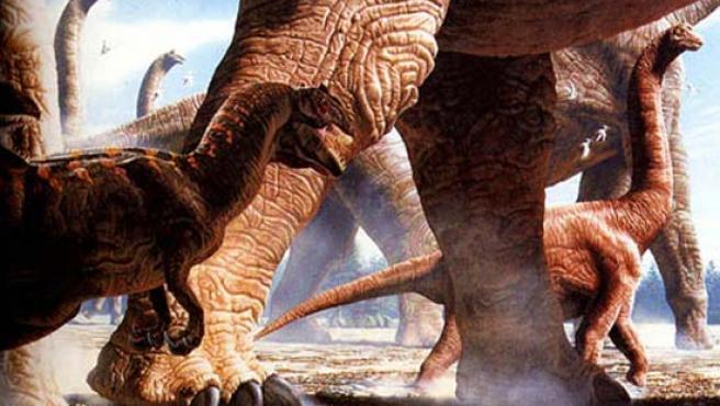 Una colisión de meteoritos pudo acabar con los dinosaurios