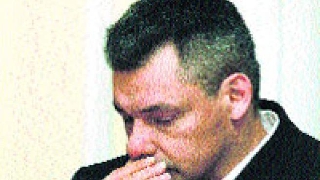 Tony King, en el juicio por el asesinato de Rocío Wanninkhof. (EFE)