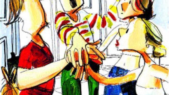 La firma del contrato por parte de uno o de todos los inquilinos condiciona sus responsabilidades. (Esteban).