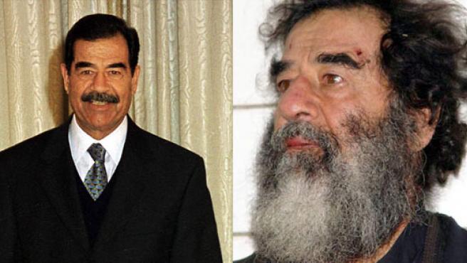 Sadam Husein ostentó durante 24 años el máximo poder en Irak.