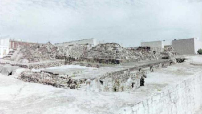 Imagen del Templo Mayor (Wikipedia)