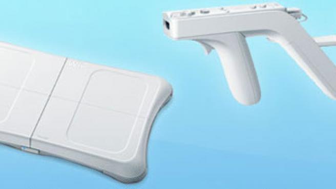 Nintendo muestra en su web los mandos que funcionarán con la consola.