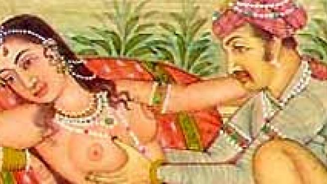 Kama Sutra da consejos para que la penetración sea más placentera. (WIKIPEDIA ).