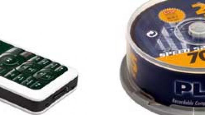 El nuevo canon en móviles compensará la bajada del impuesto en otros productos como los CD vírgenes.