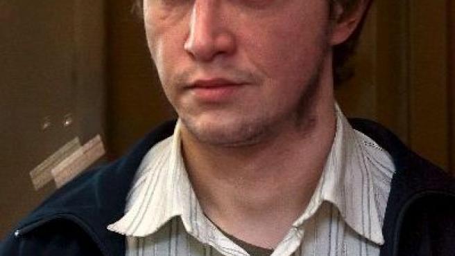 Alexander Pichushkin, en la primera sesión del juicio (EFE)