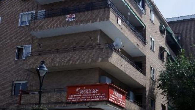 Edificio en la calle Leonor de Cortinas, 1.