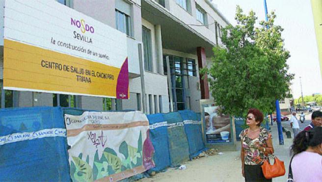 El nuevo centro de salud El Cachorro. Kako Rangel