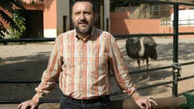 El edil de Medio Ambiente, Francisco Cobos