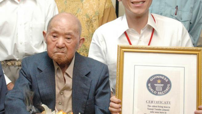 Tomoji Tanabe, en una imagen de archivo.