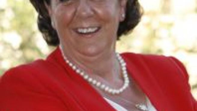 Rita Barberá, alcaldesa de Valencia (Paco Llopis)