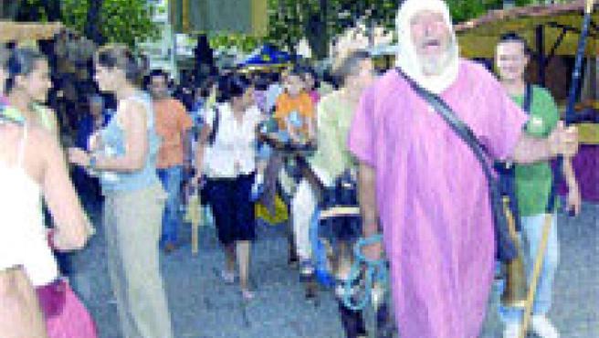 En Altea los Moros y Cristianos invadirán cada rincón de la localidad.