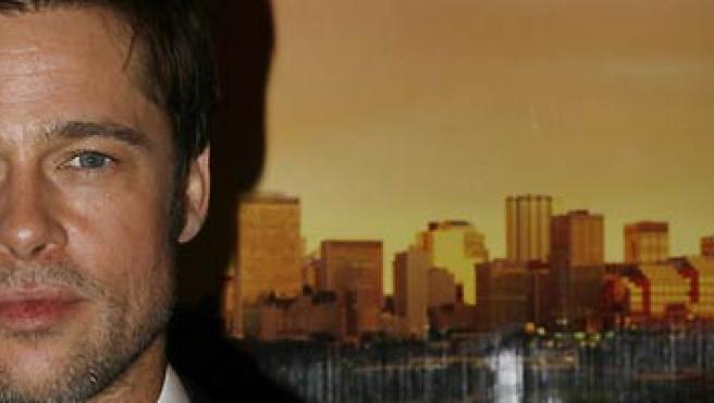 El actor Brad Pitt. (REUTERS).