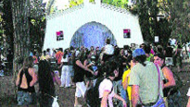 Capilla bar. (Marbella Grill Festival)