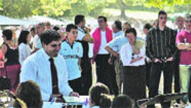 La música será una de las protagonistas en la fiesta organizada por los vecinos de Teis.