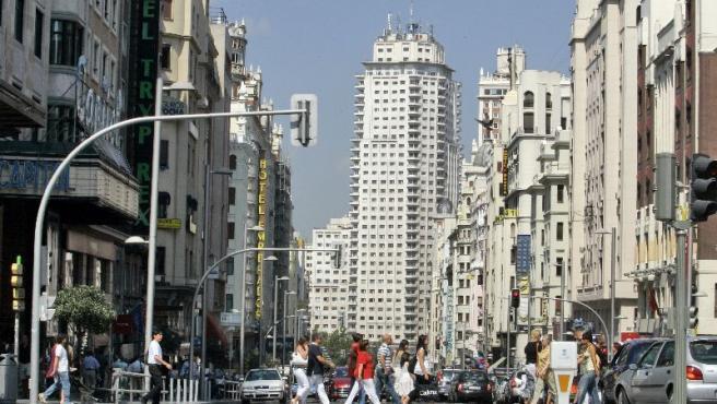 Todo el centro de Madrid se cortará al tráfico hasta el domingo.