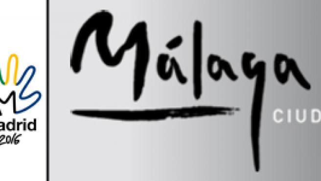 Los logos de Castilla-La Mancha y de Málaga, ¿musas para diseños de Madrid16?