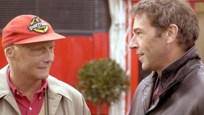 Niki Lauda en una imagen de archivo. (DPA)