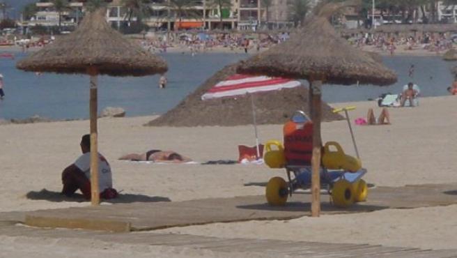 Los empresarios turísticos esperan que pueda haber un inicio de obras durante este próximo invierno, imagen de archivo.