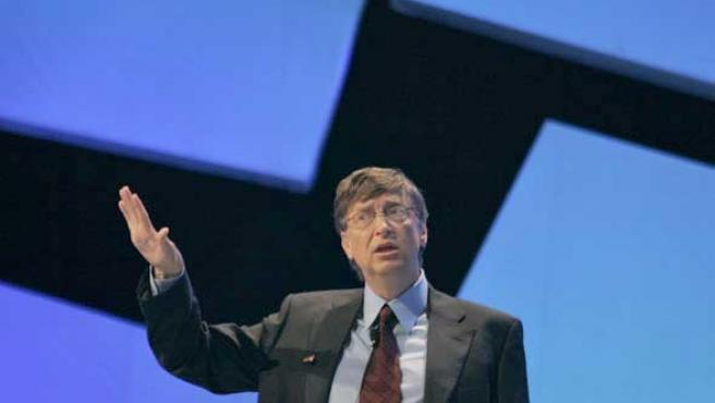 Bill Gates, en una imagen de archivo (Archivo)