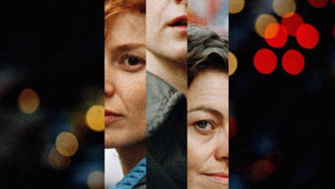 El cartel de la película 'Mataharis'