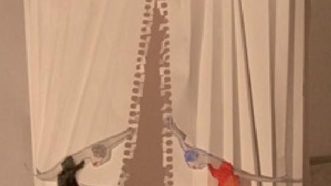 Cartel de la 21 edición de la Feria Internacional de Teatro y Danza.