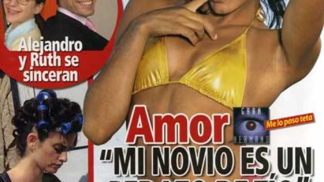 Amor en la portada de QMD