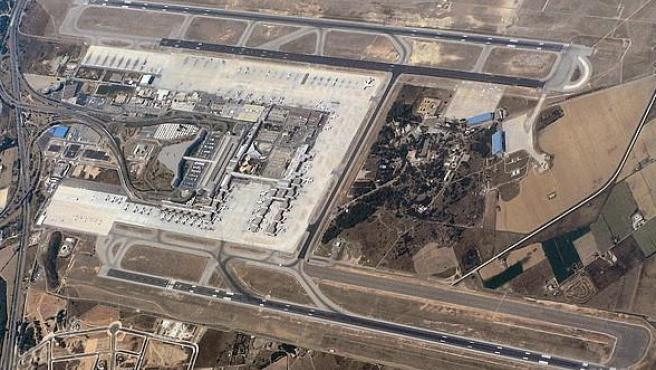 Aeropuerto de Palma. Foto: Wikipedia.