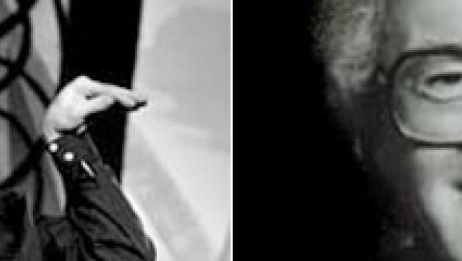 Anthony Newley y Leslie Bricusse, los compositores.