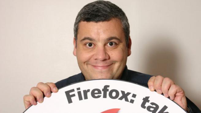 Tristan Nitot, presidente de Mozilla para Europa.