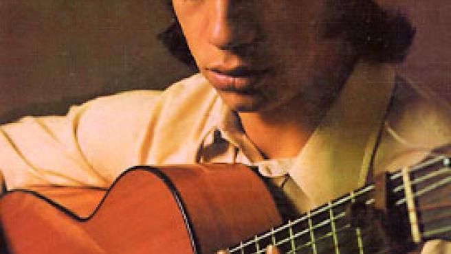El guitarrista Niño Miguel.