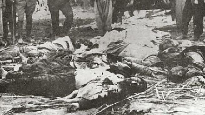 Durante la matanza murieron un millón y medio de personas según Armenia.